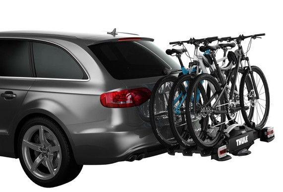 Велосипедный держатель для автомобилей Thule VeloCompact 927
