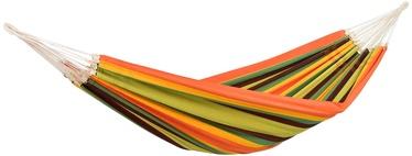 Amazonas Paradiso Esmeralda Family Hammock Green Orange Brown Yellow