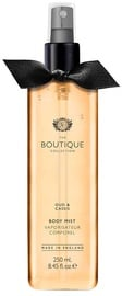 The English Bathing Company Boutique Body Mist 250ml Oud & Cassis