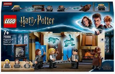 Конструктор LEGO®Harry Potter Выручай-комната Хогвартса 75966