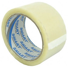 SMART Acrylic Adhesive Tape Transparent 75mm 60m