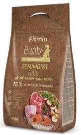 Fitmin Purity Semimoist Rice Rabbit & Lamb 4kg