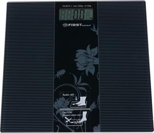 First FA 8015-1 Black