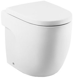 Roca Meridian Compact WC Universal White