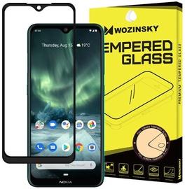 Wozinsky Full Glue Screen Protector For Nokia 7.2/Nokia 6.2 Black