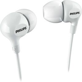 Ausinės Philips SHE 3550WT/00 White