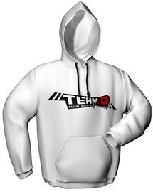 GamersWear Team3D Hoodie White L