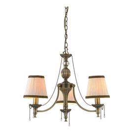 Pakabinamas šviestuvas Domoletti Verona MD6127-3, 3X40W, E14