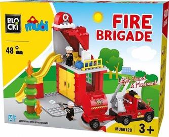 Blocki Mubi Fire Brigade 48pcs MU6612B