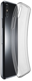 Cellular Line Fine Back Case For Apple iPhone X Transparent