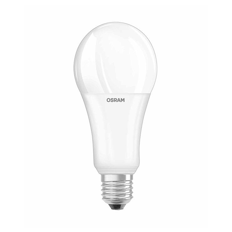 Lampa led Osram A150, 21W, E27, 2700K, 2452lm, DIM