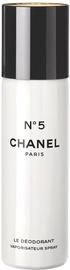 Chanel No.5 100ml Deodorant