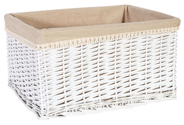 Home4you Max-2 Basket 52x37xH28cm White