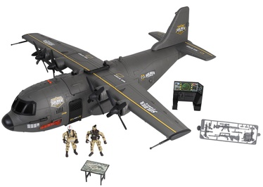 Chap Mei Soldier Force Hercules Cargo Plane Playset