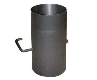 Ühendustoru siibriga ABX, 150 mm, 0,25 m