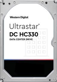 Serveri kõvaketas (HDD) Western Digital Ultrastar DC HC330, 256 MB, 10 TB