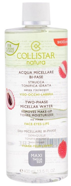 Collistar Natura Two-phase Miccelar Water 400ml