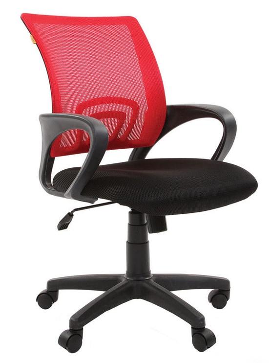 Офисный стул Chairman 696, красный