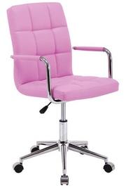 Black Red White Q-22 Swivel Chair Pink