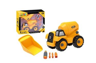 Žaislinė konstrukcinė mašinėlė cxl200-23c