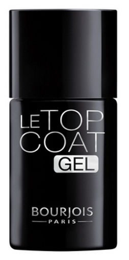 BOURJOIS Paris Le Top Coat Gel Nail Polish 10ml