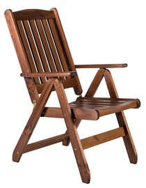 Home4you Viru Chair Brown
