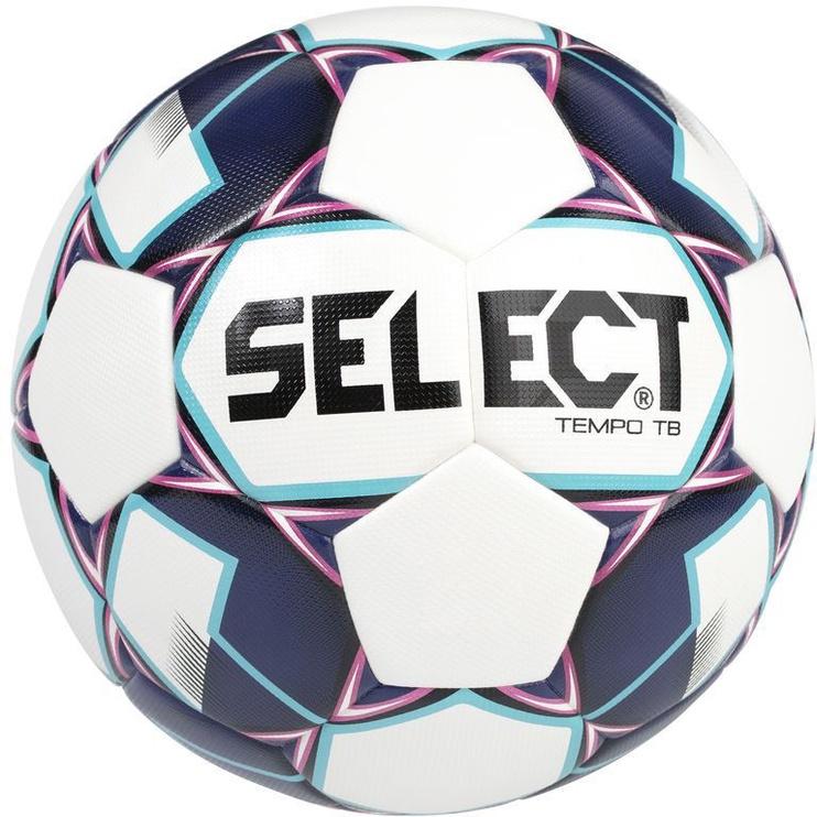 Select Tempo 4 2019 Ball White/Blue Size 4