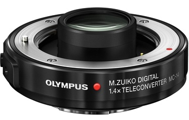 Olympus M.Zuiko Digital 1.4x Teleconverter MC‑14 Black