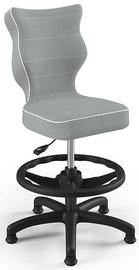 Entelo Petit Black HC+F Size 3 Children Chair JS03 Black/Grey