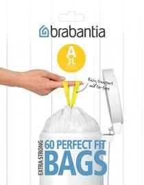 Brabantia Garbage Bags 3l 60pcs A