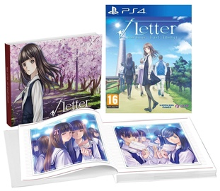 Игра для PlayStation 4 (PS4) Root Letter: Last Answer Day One Edition PS4