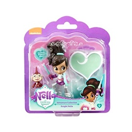 Nickelodeon Nella The Princess Adventure Collection Knight Nella 11272.0100