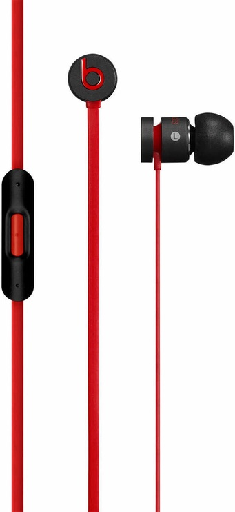 Beats Urbeats 2 By Dr. Dre Black/Red