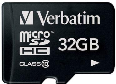 Verbatim 32GB Premium microSDHC U1 Class 10