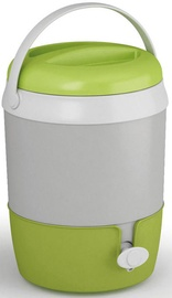 Adriatic Thermo Bottle Dispenser Grey/Green 6l