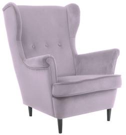 Signal Meble Lord Velvet Armchair Pink