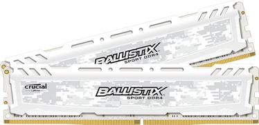 Crucial Ballistix Sport LT 16GB 2666MHz CL16 DDR4 DIMM KIT OF 2 BLS2C8G4D26BFSC
