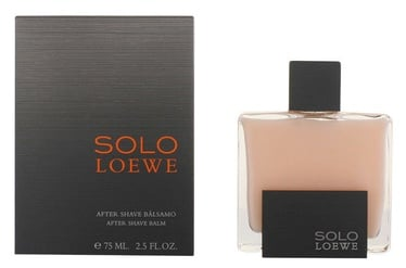 Pēcskūšanās balzams Loewe Solo Loewe, 75 ml