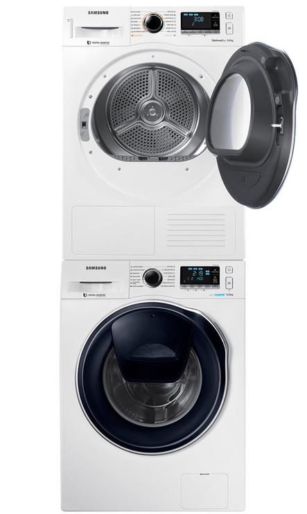 Džiovyklė Samsung DV90M6200CW/LE