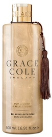 Grace Cole Relaxing Bath Soak 500ml Oud Accord & Velvet Musk