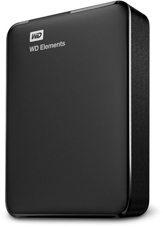 """Western Digital 2.5"""" Elements Portable 4TB Black"""