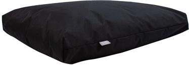 Подушка на стул Home4you MR.BIG P0071962, черный, 600 мм x 400 мм