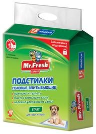 Пеленки Ekoprom Mr.Fresh Expert Start, 40 x 60 см, 15 шт.