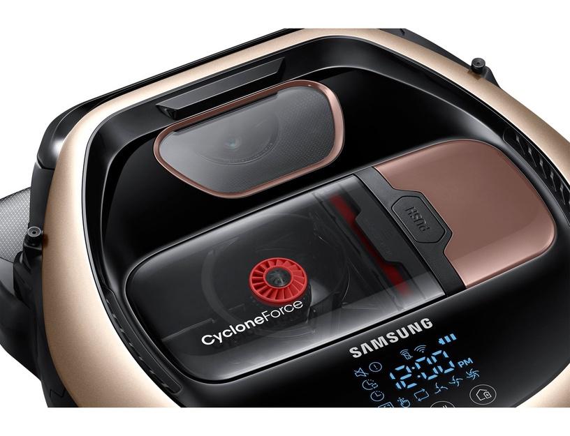 Dulkių siurblys - robotas Samsung VR20M707BWD/SB, 130 W