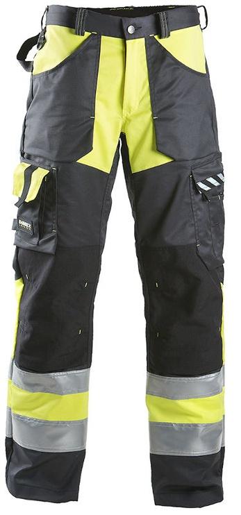 Dimex 698 Pants Black/Yellow 54