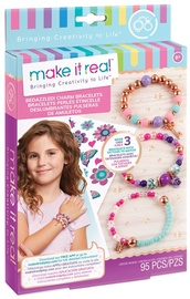 Make It Real Bedazzled! Charm Bracelets Blooming Creativity