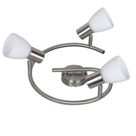 Kryptinis šviestuvas Adrilux Dasi-3SA/AS-8901-03A-6276, 3X40W, E14