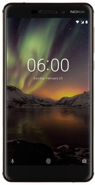 Nokia 6 3/32GB 2018 Dual Black