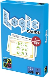 Brain Games Logic Cards Blue