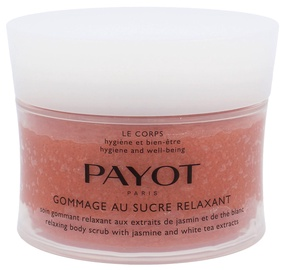 Payot Body Scrub With Jasmine And White Tea 200ml
